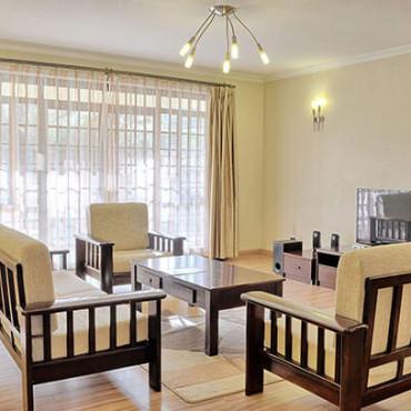 3 Bedroom apartment hotel in Nairobi