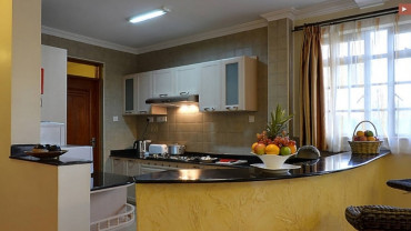 2 Bedroom Fully Furnished and Serviced Apartments in Nairobi Upperhill.